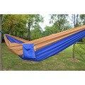Rede Camping Hammock Double Hanging Hammocks Parachute Chair Outdoors Rede De Dormir Camping Hamac Sleeping Hammock Bed Swing