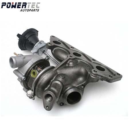 Сбалансированное турбозарядное устройство полная турбина для Mercedes Smart Fortwo/Roadster(MC01) 0,7 CDI M160-1/M160R3 61HP 2003-727211