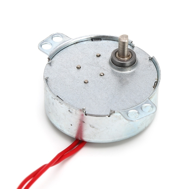 Moteur électrique tourneur dœufs 110V AC   1 pièce, moteur rotatif, moteur ferme incubateur couveuse poulet