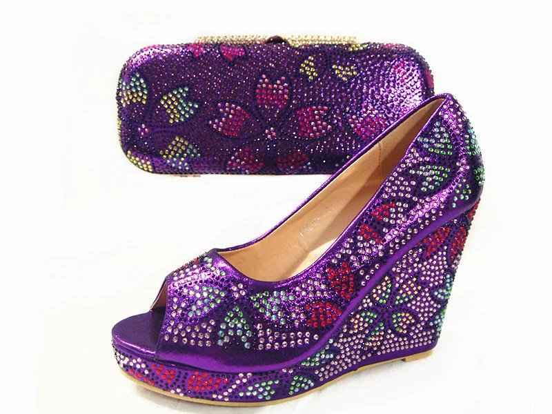 High quality design shoes and bags italian shoes and bag set 2017 high heel cheap shoes and purse for party doershow african shoes and bags fashion italian matching shoes and bag set nigerian high heels for wedding dress puw1 19