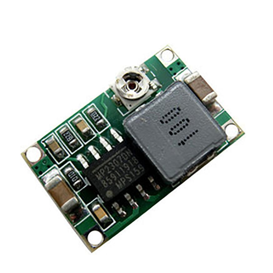 Mini-360 DC-DC Buck Converter Step Down Module Mini360 4.75V-23V to 1V-17V  AU10 Drop shipping dc dc automatic step up down boost buck converter module 5 32v to 1 25 20v 5a continuous adjustable output voltage