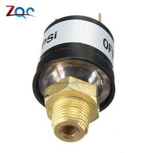 Image 5 - Выключатель давления, регулирующий клапан воздушного компрессора, сверхмощный, 90 PSI  120 PSI