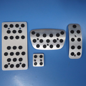 Image 1 - TTCR II Car Accessories Aluminium Accelerator Gas Brake Footrest Pedals Pad pads for Lexus RX 450 270 ES 250 300 350 240 AT