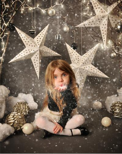 Allenjoy photographic background Christmas vinyl stars children photography backdrops for photo Studio camera fotografica недорого