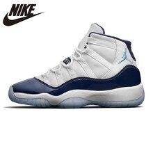 meet a797d 518d2 Nike Air Jordan 11 Retro ganar 96 de Baloncesto de los hombres zapatos  original nueva llegada deportivos auténticos AJ11 zapatil.