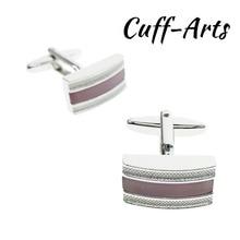 Shirt Cufflinks For Mens Luxury Gift Brand Buttons High Quality Abotoaduras Relojes Gemelos Bijoux by Cuffarts  C20095