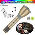 Tosing K068 Portable Handheld Wireless Bluetooth 3.0 Karaoke Microphone Speaker Home KTV Player For Android IOS Smart phone