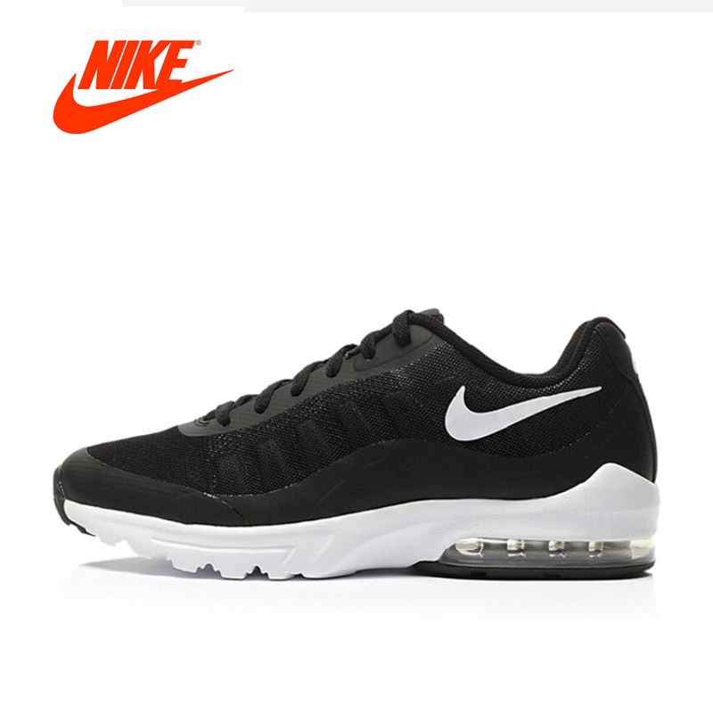 Original New Arrival Authentic NIKE Air Max Invigor Mens Breathable Running Shoes Sports Sneakers Comfortable Outdoor Athletic
