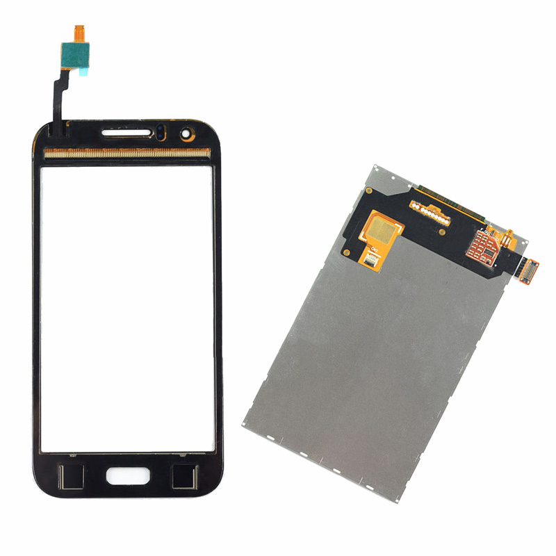 For Samsung Galaxy J1 J100F J100H J100 SM-J100F Touch Screen Digitizer Sensor Glass + LCD Display Panel Monitor Replacement