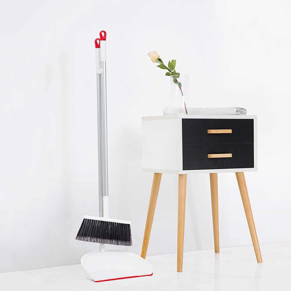 HOT Xiaomi Yijie Desktop Varredura Mop Vassoura Combinação Pá Vassoura Escova de Limpeza Ferramentas de Limpeza Doméstica Ferramentas de Uso Doméstico