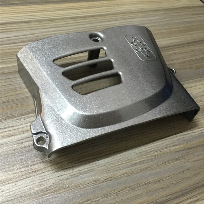 цена на STARPAD For Suzuki GN250 `silver paint chain cover lid boats Edition