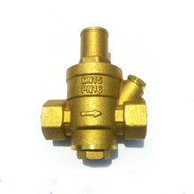 1/2 DN15  Brass  water pressure regulator without Gauge,pressure maintaining valve,Tap water pressure reducing valve