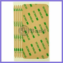 10pcs/lot 2014 New Arrival 3M Pre-Cut Sticker For Samsung Galaxy Mega 6.3 GT-i9200 Strip Tape Adhesive
