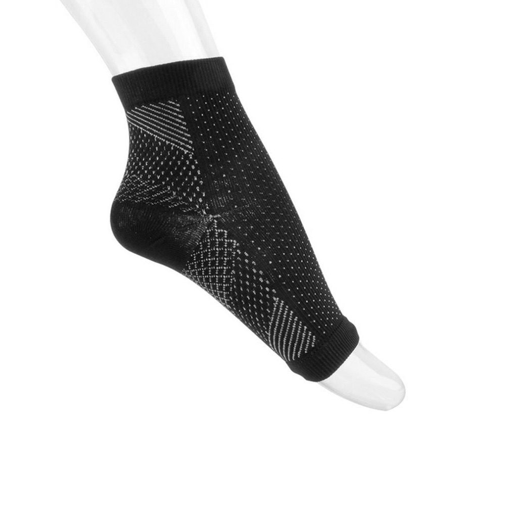 Compression socks men Anti Fatigue ankle Foot comfort socks drop shopping Men women boost circulation reduces welling socks &2 ...