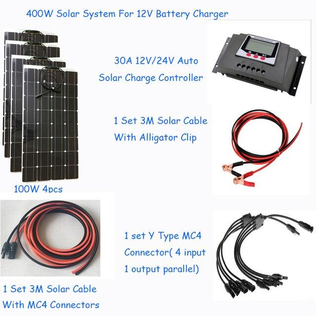 400w  solar PWM controller NO inverter