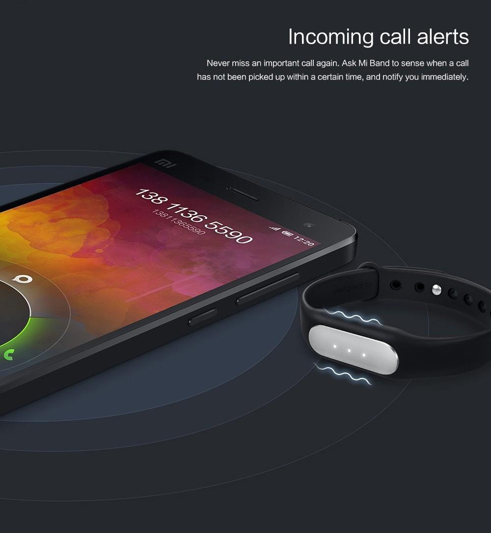 100% Original Xiaomi Mi Band 1S Bluetooth Smart Fitness Bracelet for Android/IOS Phone Vibration Alarm Pedometer Sleep Tracker 9