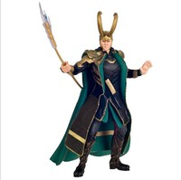 Marvel Superhero The Avengers Model Loki 12 Cm 1 Pcs Set Boxed PVC Action Figure Dolls