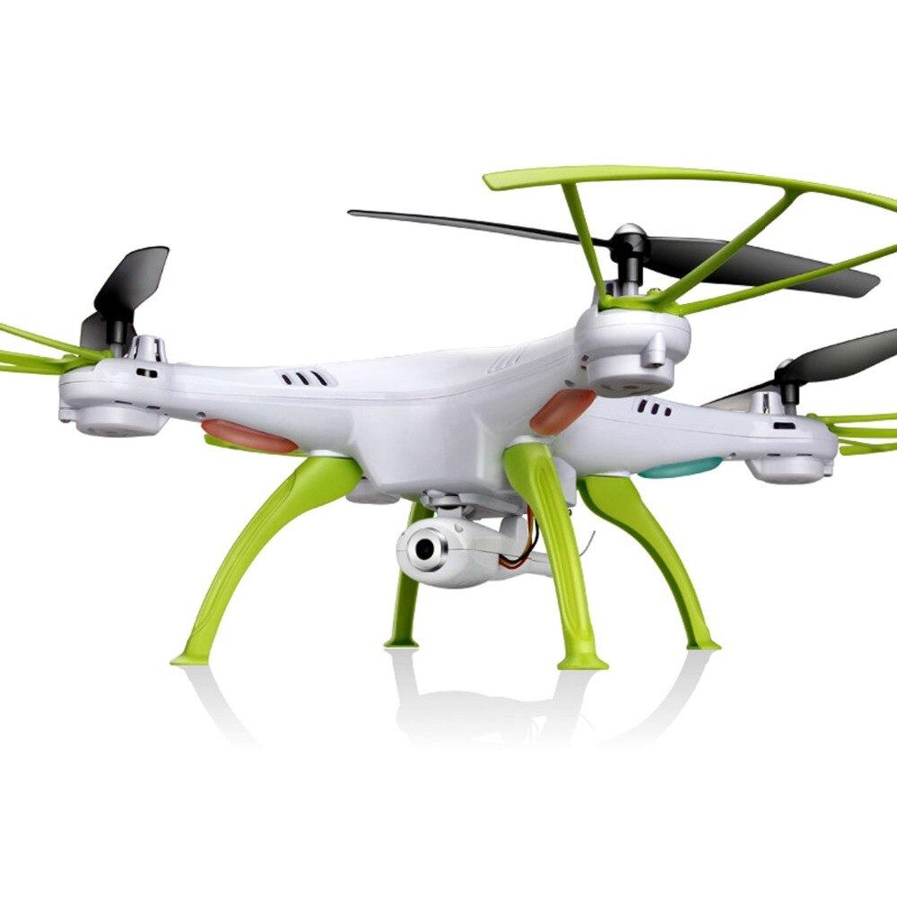 Syma 2.4g 4ch rc drone con cámara hd x5hw fpv para Niños Adultos Regalo Dron Qua