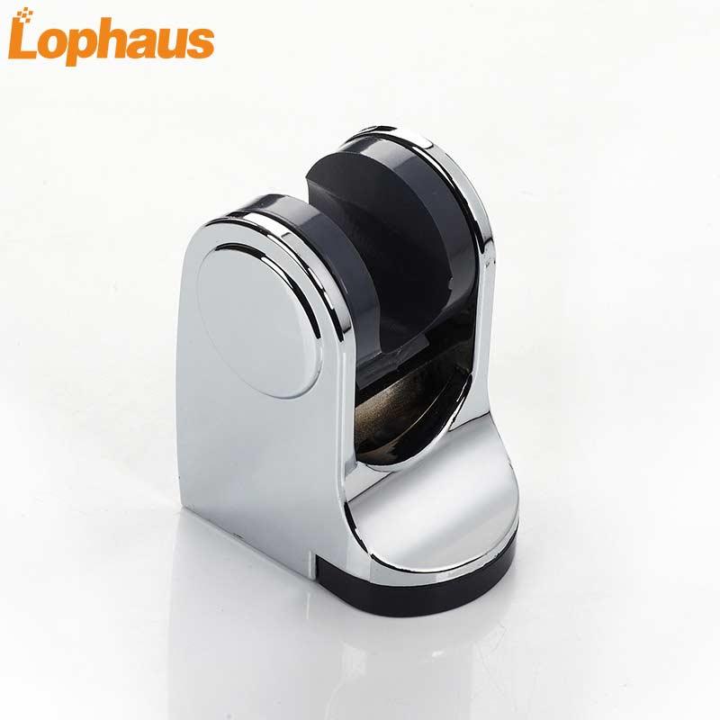 Aus Dem Ausland Importiert Lophaus Dusche Basis Dusche Einstellbare Kunststoff Basis Schlauch Wand Halterung Dusche Kopf Befestigt Basis Dusche Bad Zubehör