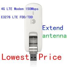 E3276 4g usb модем huawei E3276s-601 4g LTE usb lte-модем 4g usb ключ usb накопитель мобильный широкополосный 4g модем маршрутизатор sim