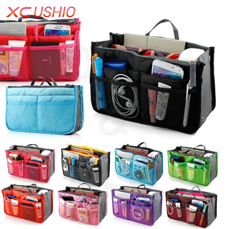 متعددة الوظائف حقيبة سفر صغيرة حقيبة تخزين حقائب مستحضرات التجميل وحقائب أدوات الزينة حقيبة مستحضرات التجميل المنظم حقيبة التخزين الحقيبة الجيب