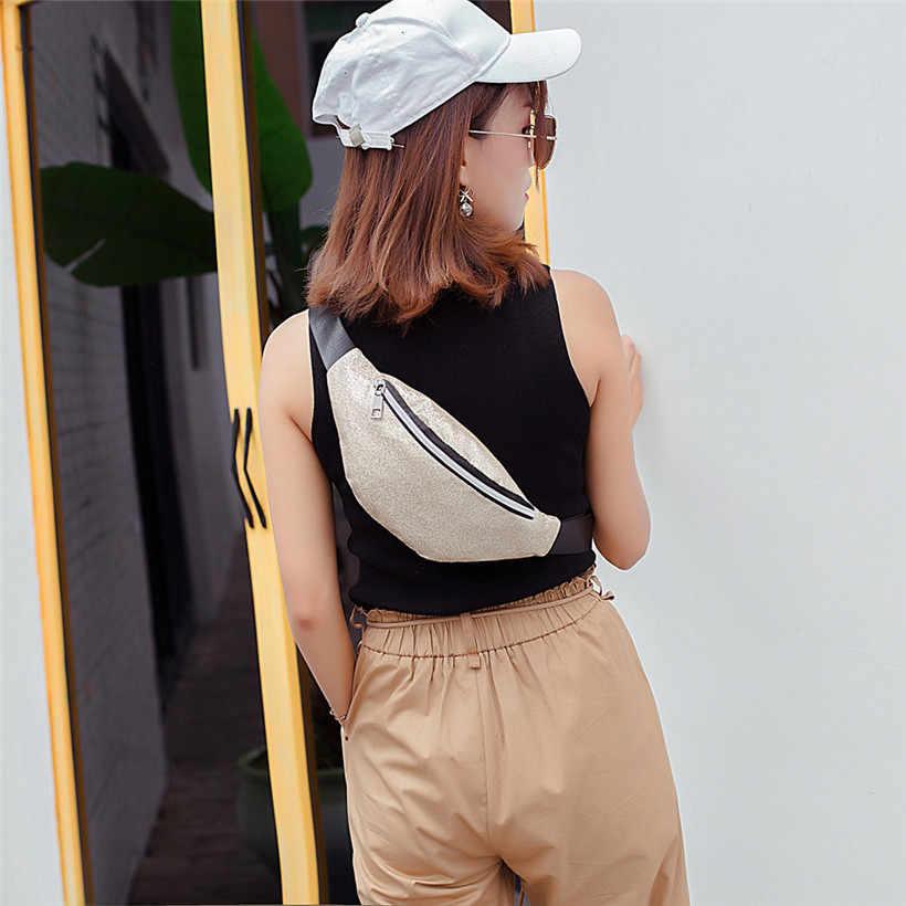 ファッション新女性ウエストパック女性ベルトバッグ電話ポーチバッグ女性エンベロープバッグファニーパック Bolosa Feminina