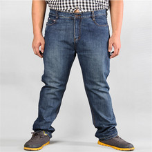 Männer Klassische Jeans Stilvoller Entworfener Gerade Dünner Sitz-hose-beiläufige Hosen fit Vier Jahreszeiten (DW065)