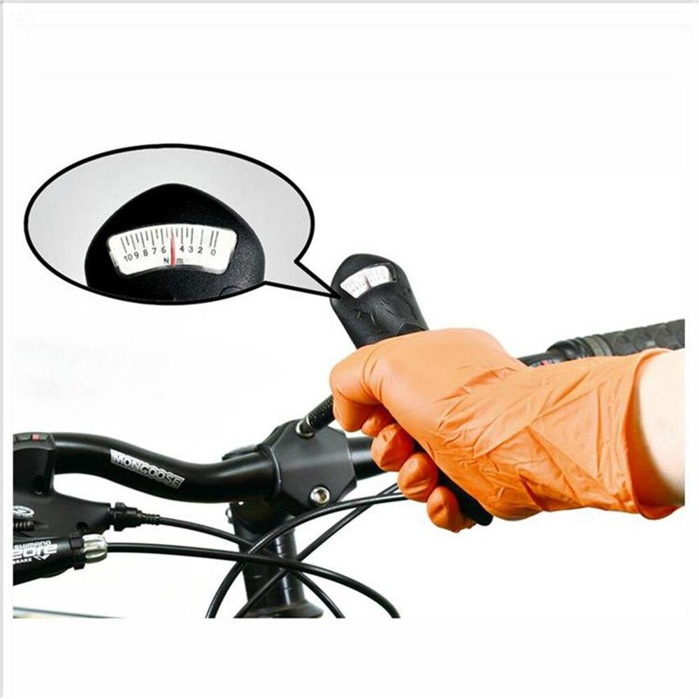 IceToolz E219 Vélo Couple Clés Set 3 ~ 10Nm T25 3 4 5mm Noir W/fenêtre Écran Vélo multifonction Outils