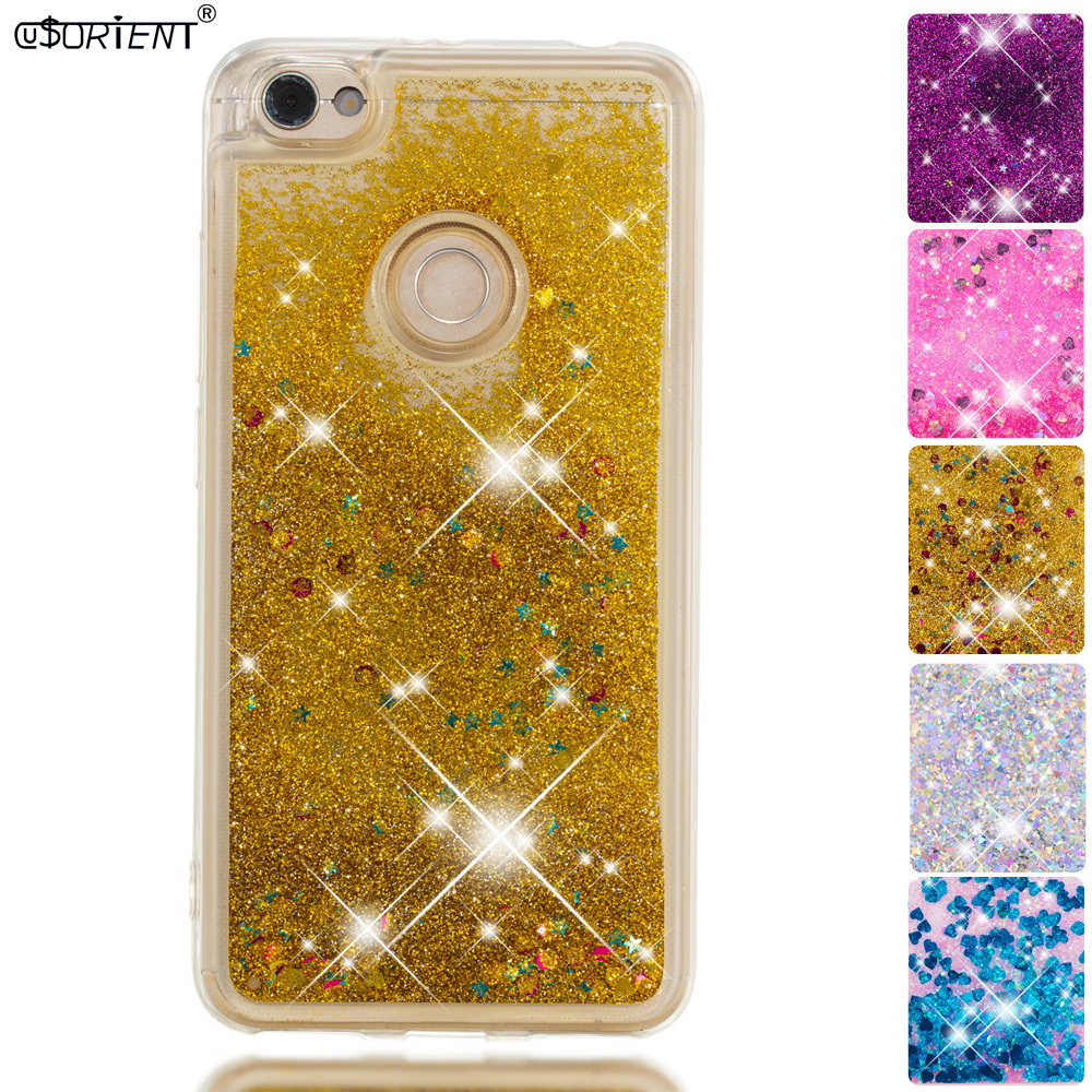 Intellective Bling Glitter Case For Xiaomi Redmi Note 5a Prime Dynamic Liquid Quicksand Back Cover Xaomi Xiomi Red Mi Note5a Prime Pro Cases Aromatic Character And Agreeable Taste Phone Bags & Cases