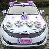 ดอกไม้ประดิษฐ์สำหรับรถสร้างสรรค์