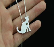 Ожерелье для кошки с подвеской в виде животных подарок на день