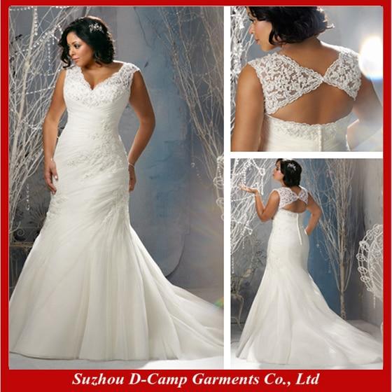 Fat Woman in Wedding Dress