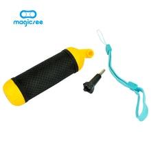 Magicsee ручной плавающей рукоятки поплавок монопод для Go Pro для Hero 4/SJ4000/SJ5000/SJ6000 magicsee V1 Камера