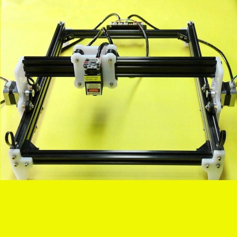 New500mw/2500 mw/5500 mw 15000mw diy máquina de gravação a laser v3 cnc roteador madeira para corte e gravura