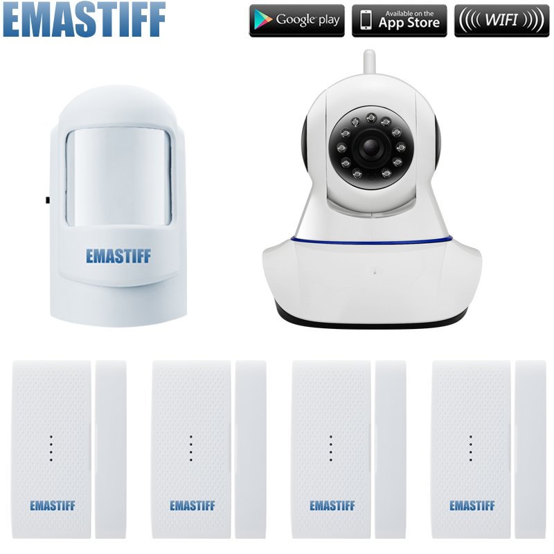720 P HD Wifi Cámara de Red de Vigilancia Nocturna de La Cámara de Interior Casa