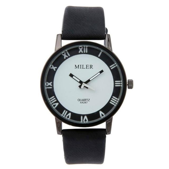 Zegarek Milern Stitching Design różne kolory
