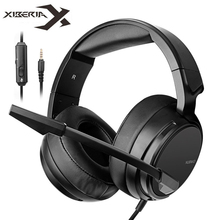 Xiberia NUBWO N12 PS4 Casque Bass Headset PC Gaming Headphone