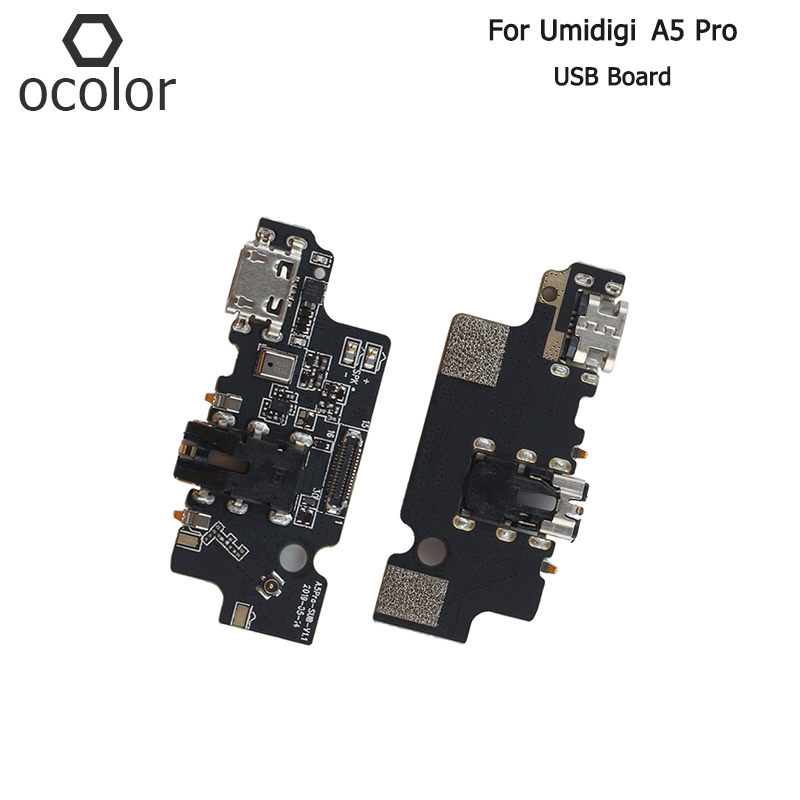 Ocolor Assembly-Repair-Parts Mobile-Phone-Accessories Umidigi Charge-Board for A5 Pro title=