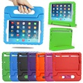 Nueva 7.9 pulgadas cubierta a prueba de golpes para ipad mini case foam handle stand case chico para ipad mini 1 2 3 4 cubierta protectora case for kids