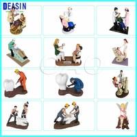Dentist Gift Resin Crafts Toys Dental Artware Teeth Handicraft Dental Clinic Decoration Furnishing Articles Creative Sculpture