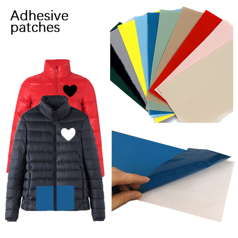 2xwaterproof sticker cloth down jacket patches outdoor tent repair tape patcJKU