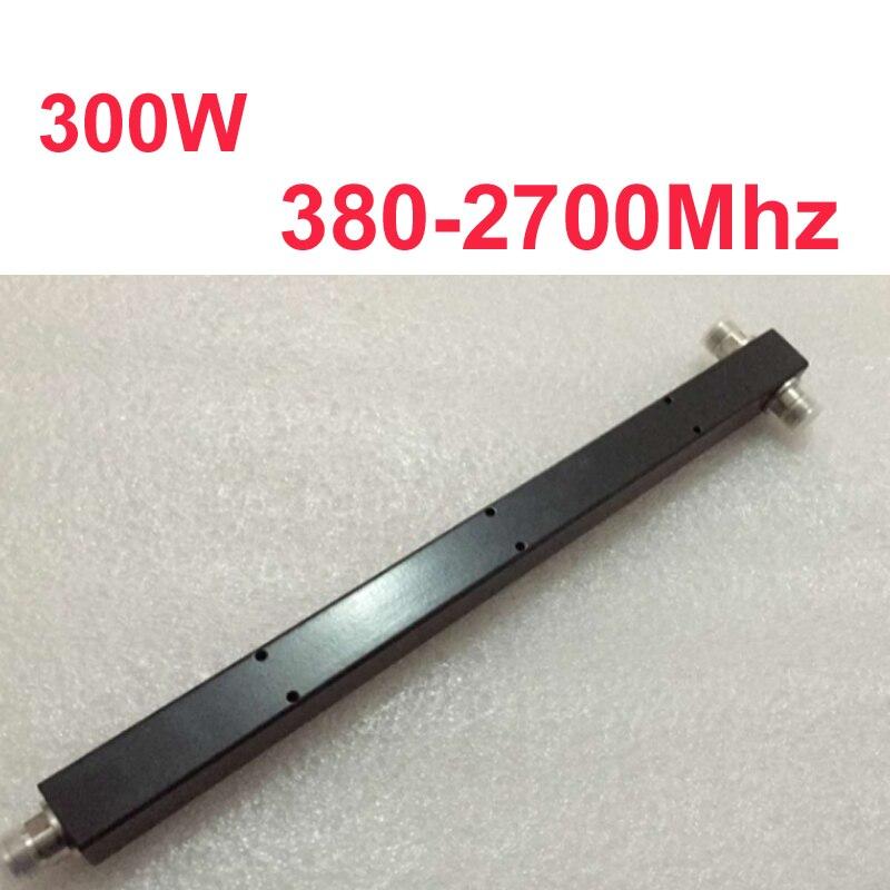 Télécom utiliser 300 W cavité puissance séparateur 2 voies puissance diviseur fréquence 380-2700 Mhz diviseur puissance diviseur 4G LTE diviseur