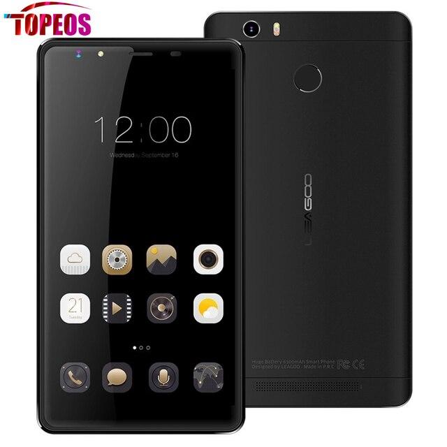 6 ''Leagoo Акула 1 6300 мАч Батареи Смартфон Android 5.1 MTK6753 Octa Core 3 ГБ RAM 16 ГБ ROM 1920x1080 13MP 4 Г LTE OTG Телефон