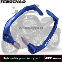 For SUZUKI DL 1000 DL1000 V STROM VSTROM 2002 2016 Motorcycle Handlebar Brake Clutch Levers Protector Guard