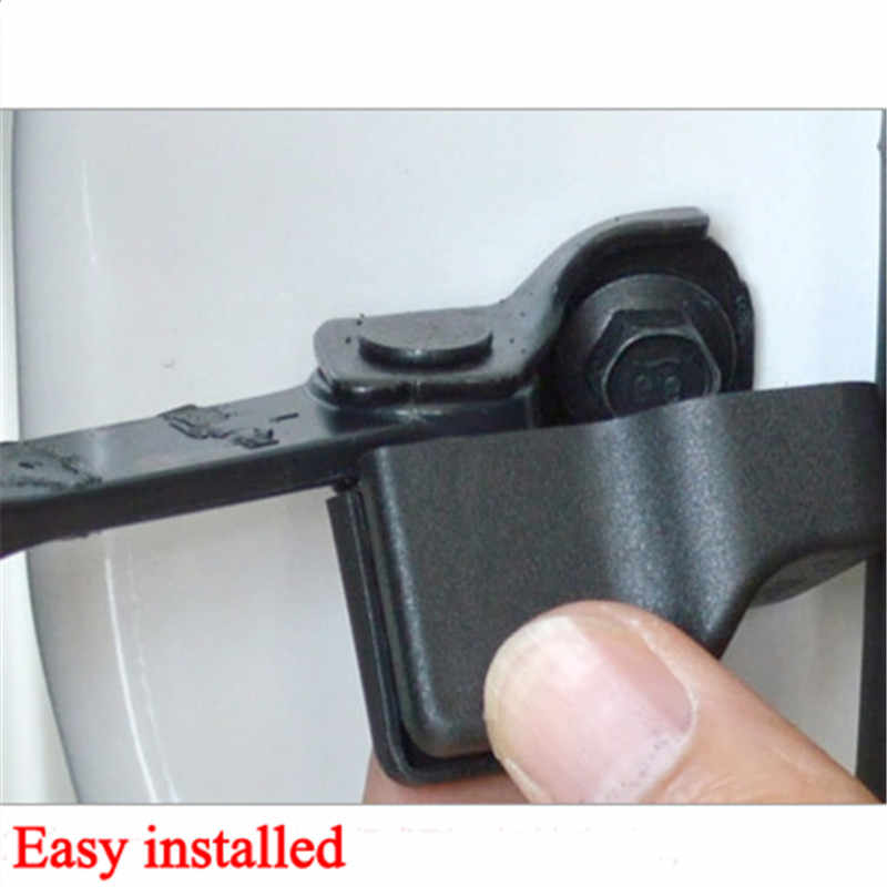 SNCN 4 قطعة/الوحدة الباب تحقق غطاء لشركة هيونداي Creta IX25 الباب سدادة غطاء للحماية مكافحة الصدأ المضادة للتآكل