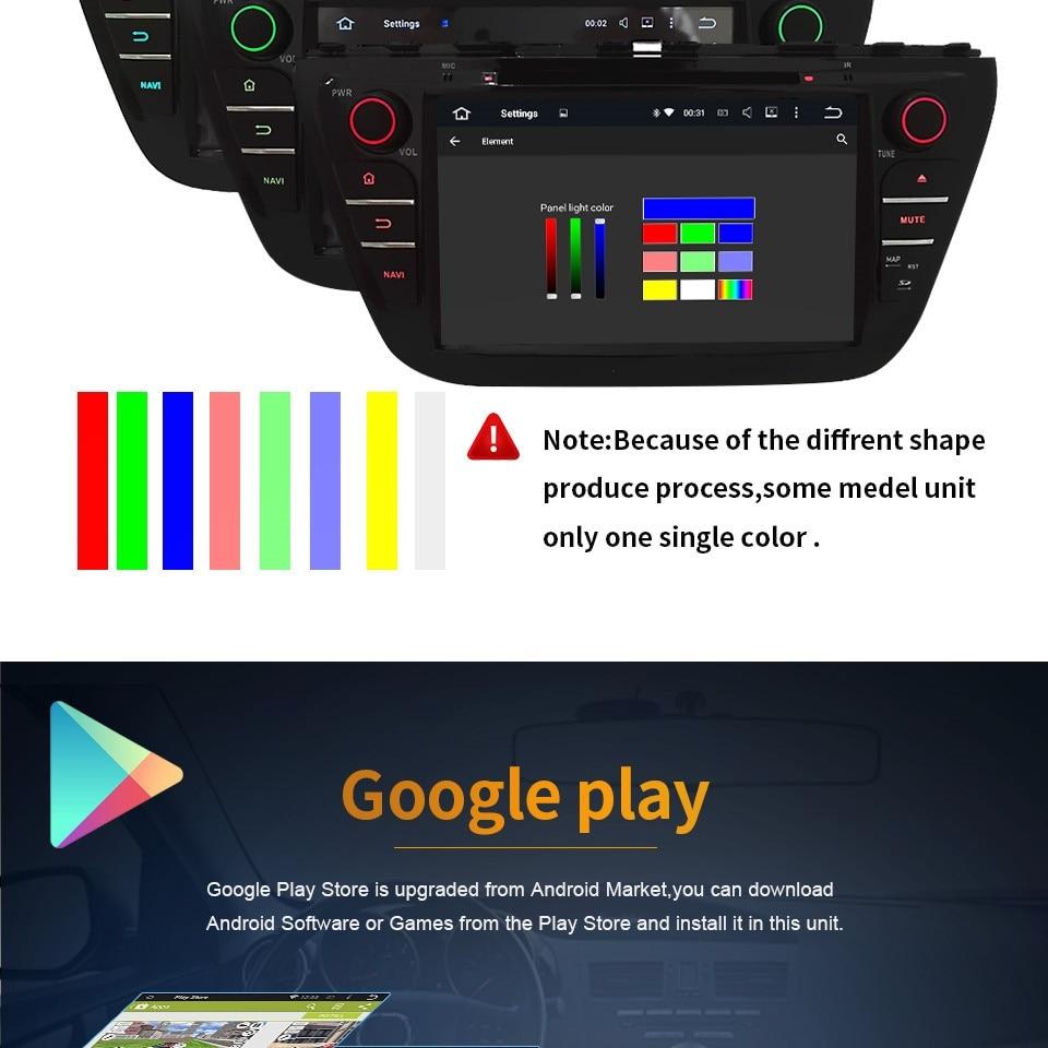 "Sale 7"" Octa Core 4G WIFI Android 8.1 4GB RAM 64GB ROM RDS Car DVD Multimedia Player Stereo Radio For BMW E90 E91 E92 E93 2005-2012 20"