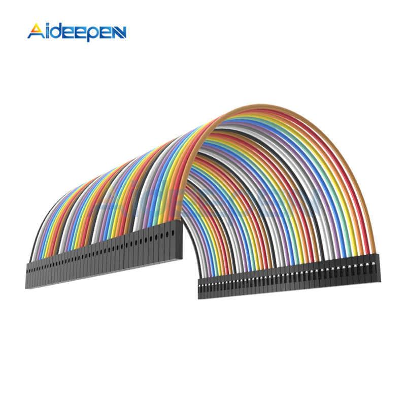 5 ピン 10 ピン 40 ピン 10 センチメートル 20 センチメートルオス、メスデュポンラインケーブルブレッドボード Arduino のためのジャンパ線