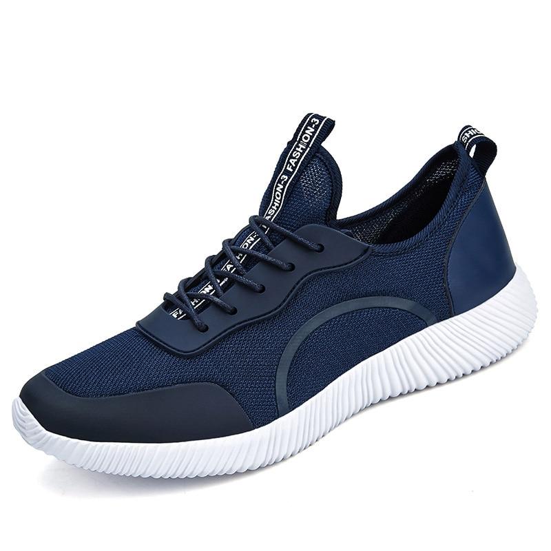 Antideslizante Encaje Zapatos Hombres gris Negro Tamaño Luz Negro Casual 35 Calzado Marca Suave azul rosado Respirables 48 Moda CxYqwO