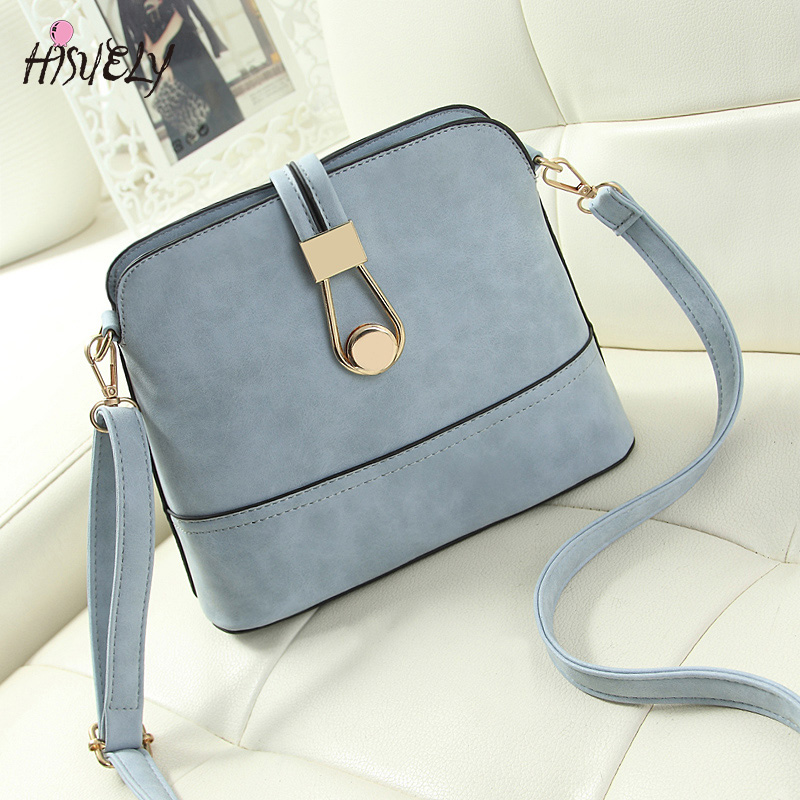 2018 Candy Color Small Handbags Fashion Ladies Leather handbag Casual Purse Designer Crossbody Shoulder bag Women Messenger bags new fashion women message bags with small purse metal ring handle leather handbag ladies girls trendy shoulder bag balestra