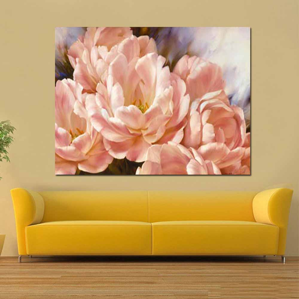 Famous Pink Flower Wall Decor Photos - The Wall Art Decorations ...